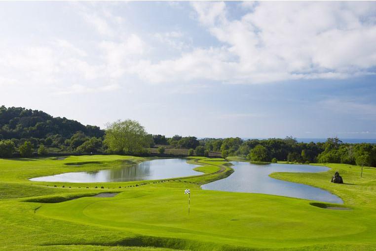 Golfclub Batalha, Azoren